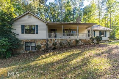 Conyers Single Family Home New: 1900 Post Oak Ct