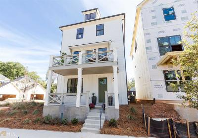 Atlanta Condo/Townhouse New: 181 Albright Way