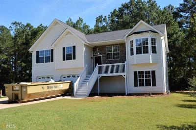 Douglasville Single Family Home New: 28 Lester Rd