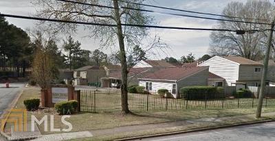 Decatur Condo/Townhouse New: 2027 Oak Park Ln
