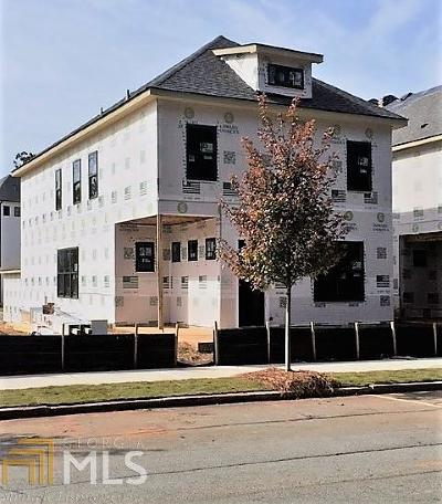 Atlanta Condo/Townhouse New: 2338 Merrilee Lane
