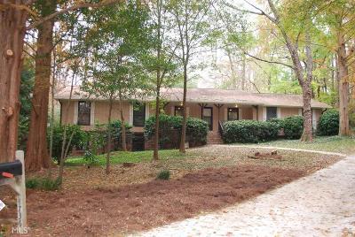 Lilburn Single Family Home New: 4736 Kellogg Dr