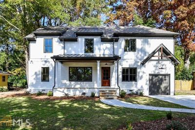 Decatur Single Family Home New: 205 Westchester Dr