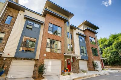Atlanta Condo/Townhouse New: 959 Moda Dr