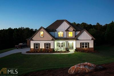 Newnan Single Family Home Under Contract: 85 Greenfield Way