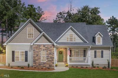 Barnesville Single Family Home Under Contract: 175 Evergreen N