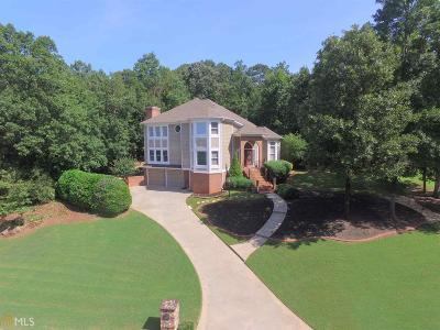 Peachtree City GA Single Family Home For Sale: $568,800