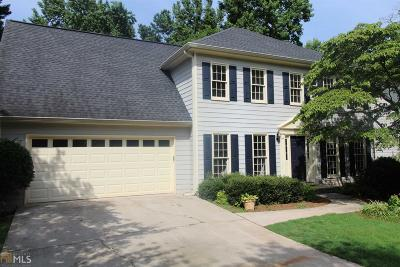 Lawrenceville Single Family Home New: 855 Yarmouth Ct