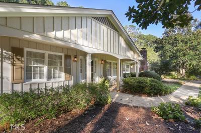 Fulton County Single Family Home New: 105 Shady Grove Ln