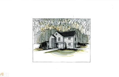 Atlanta Single Family Home New: 1735 Red Maple Ridge