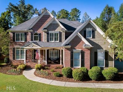 Cumming Single Family Home New: 4505 Ashworth Dr