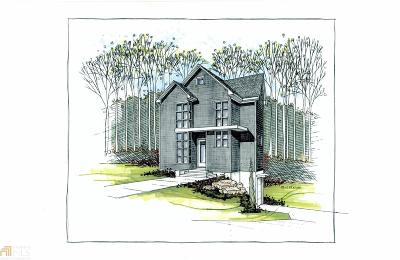 Atlanta Single Family Home New: 1988 River Birch Lane