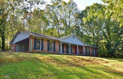 Gainesville Single Family Home New: 1131 Lakeshore Dr