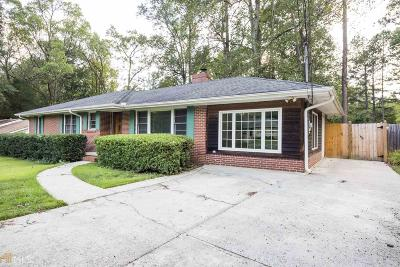 Marietta Single Family Home New: 498 Robin Lane SE