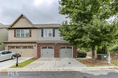 Smyrna Condo/Townhouse New: 2376 Whiteoak Way SE