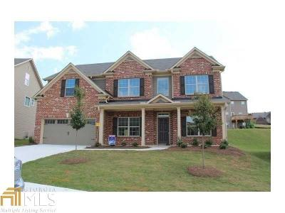 Buford Single Family Home New: 3575 Fallen Oak Ln