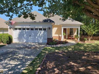 Newnan Single Family Home New: 3 Hillside Dr