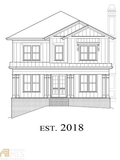 Smyrna Single Family Home Under Contract: 2029 Lee Rd