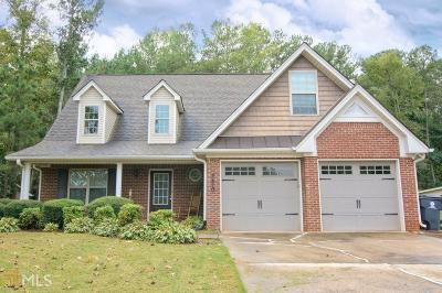 Villa Rica Single Family Home New: 2410 Battle Dr