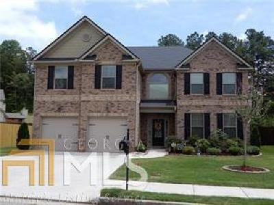 Buford Single Family Home New: 4749 Bogan Meadows
