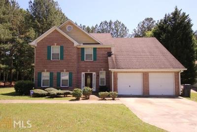 Atlanta Single Family Home New: 510 Reunion Court SW