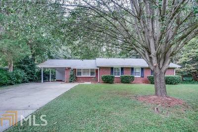 Fulton County Single Family Home New: 6830 Sunny Brook Ln