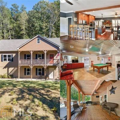 Dallas Single Family Home New: 787 Paul Aiken Rd