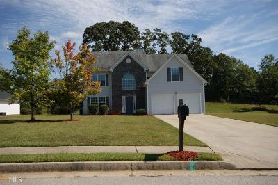 Clayton County Single Family Home New: 12952 North Hill Dr