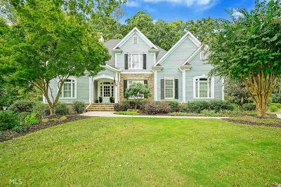 Alpharetta Single Family Home New: 12090 Meadows Lane