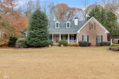 Alpharetta Single Family Home New: 4755 Hamptons Drive