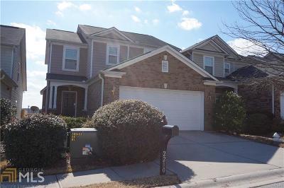 Conyers Single Family Home New: 2210 Palomino Ln