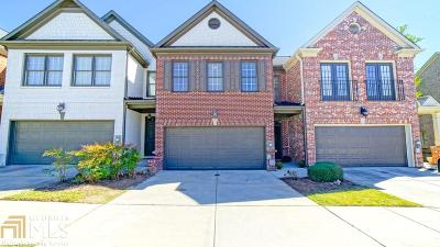 Norcross Condo/Townhouse Under Contract: 5894 Oakbrook Lake Ct