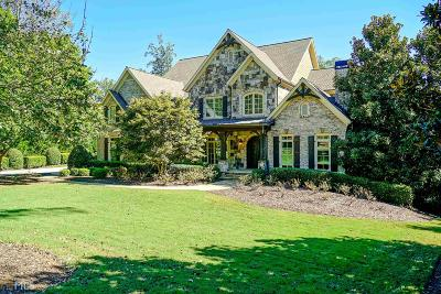 Milton Single Family Home New: 1249 Basnett Dr