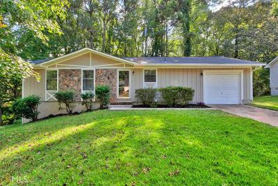 Decatur Single Family Home New: 4349 Denise Dr