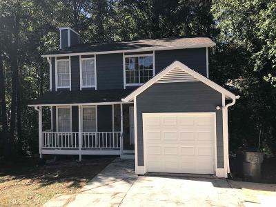 Snellville Single Family Home New: 2705 Wildflower Ln