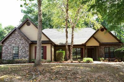 Fayetteville Single Family Home Under Contract: 175 Pecan Ridge Dr