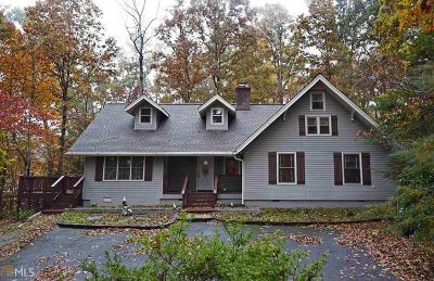 Blairsville Single Family Home New: 68 Windflower