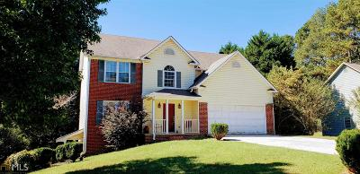 Snellville Single Family Home Under Contract: 3515 Andrea Lee Dr #43