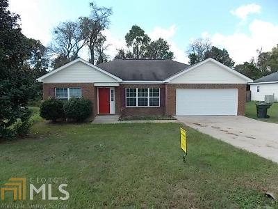 Statesboro Single Family Home New: 5024 Scotch Pine Ave