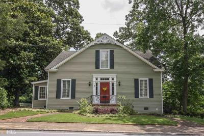 Newnan Single Family Home Under Contract: 94 Lagrange St