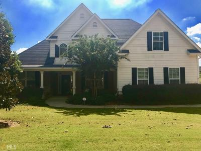 Covington Single Family Home New: 6210 Pinewood Dr