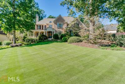 Dacula Single Family Home New: 828 Misty River Ct