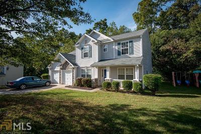 Ellenwood Single Family Home Under Contract: 5064 Saddle Creek Cir