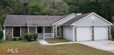 Clayton County Single Family Home New: 281 Independence Dr