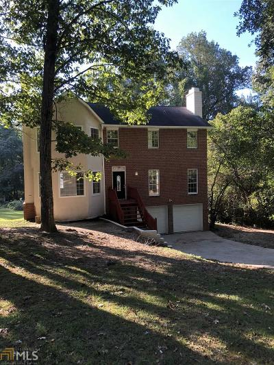 Clayton County Single Family Home New: 2634 New Haven Dr