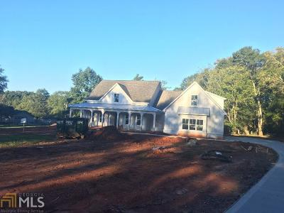Fayetteville GA Single Family Home Under Contract: $498,900