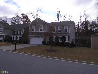 Suwanee Single Family Home For Sale: 3830 Dalwood Dr