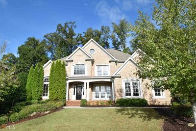 Suwanee Single Family Home For Sale: 655 Grimsby
