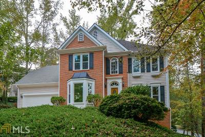 Alpharetta Single Family Home New: 105 Ashewoode Downs Ln #113