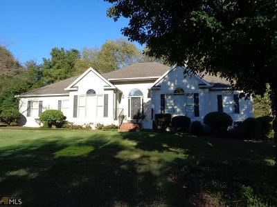 Newnan Single Family Home Under Contract: 264 Northcrest Dr